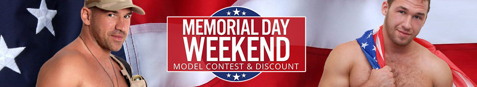 Memorial Day Weekend Discount Day 1